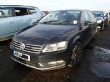 2012 VW PASSAT SPORT 2.0 TDI SALOON CFG ENGINE GEARBOX NGD INJECTOR BREAKING